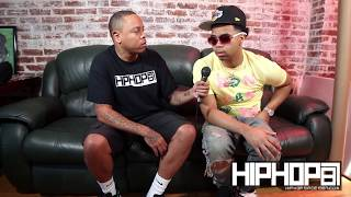 Enzo McFly Talks His Project 'Next To Blow', His Single With Lonzo Ball,