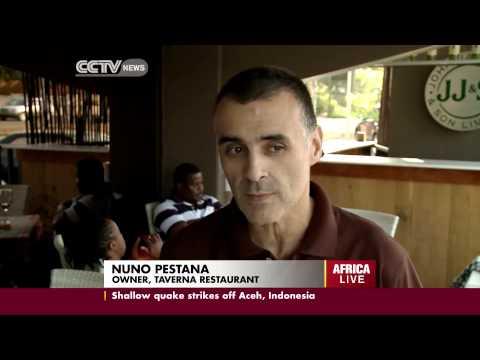 Portuguese head back to former colony to escape financial crisis