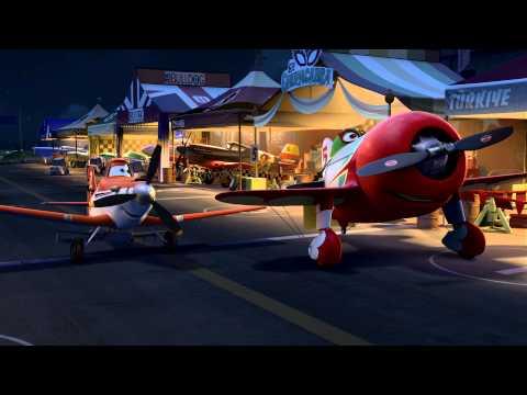 Samoloty - Dusty i El Chu