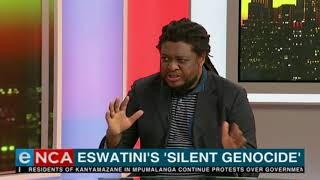 #TonightWithJaneDutton : eSwatini's 'silent genocide' Part 3