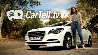 Hyundai Genesis 2015 Review смотреть