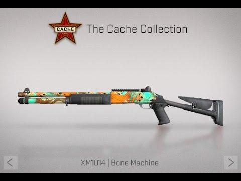 bone machine xm1014