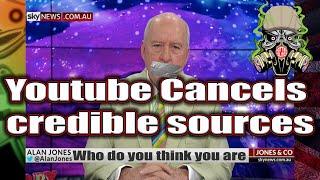 YouTube Censorship ramps up Sky News Aus Silenced😡