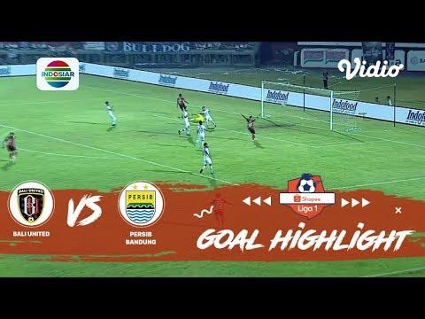 Highlight Bali United vs Persib Bandung | Laga Penuh Gol