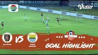 Goal Highlight – Bali United (3) vs (2) Persib Bandung | Shopee Liga 1