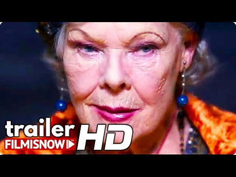 BLITHE SPIRIT Trailer (2020) Judi Dench, Isla Fisher Movie
