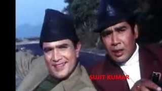 Mere Sapno Ki Rani - Aradhana (1969) a KARAOKE cover song By Prabhat Kumar Sinha
