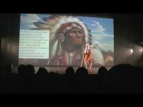 Cheyenne Eindvoorstelling Theater Zuidplein, 13 februari 2015