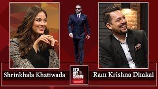Shrinkhala Khatiwada & Ram Krishna Dhakal | It's My Show with Suraj Singh Thakuri S02 E05
