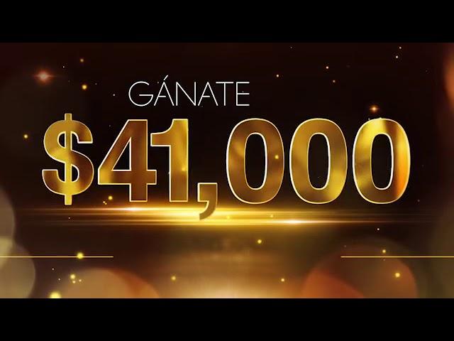 Univision 41 New York te regala dinero en Noviembre