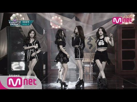 Comeback in one and a half years! 'miss A' features a special stage 'Love Song' [M COUNTDOWN] EP.418