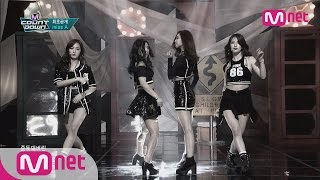 comeback in one and a half years miss a features a special stage love song m countdown ep 418