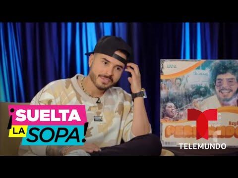 Reykon habla de su pasado con Karol G   Suelta La Sopa   Entretenimiento