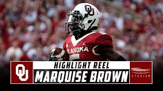 Marquise Brown Oklahoma Football Highlights - 2018 Season | Stadium