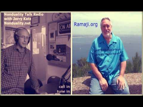 Jerry Katz Ramaji Interview Nonduality Talk Radio 1000 Book Levels of Consciousness David Hawkins