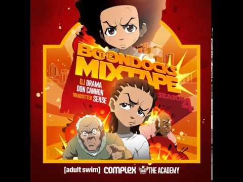 Rileys Theme Produced by Slade Da Monsta(The Boondocks Mixtape (Season 4))