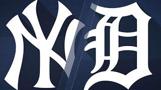 8/23/17: Severino, Sanchez lead Yankees to 10-2 win