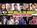 Bigg Boss 11 WINNER   PUBLIC REACTION   Shilpa, Hina, Vikas, Puneesh, Luv, Aakash
