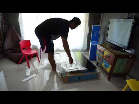 "Unboxing TV Samsung Led TV Samsung 43"" Inch Full HD  UA43K5002 43K5002"