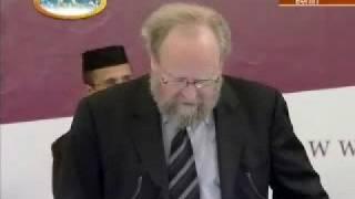 V.I.P Reception , Khadija Mosque , Berlin Part 2\8