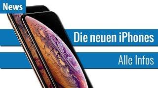 1.650 EURO! Alle Infos zu iPhone XS, XS Max, XR und Apple Watch Series 4 - Specs, Preis & Termin