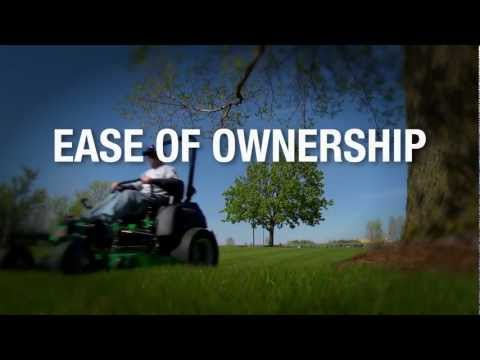 Bob-cat® Mowers Are Easy To Own