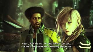 FFXIII PC New Game Part 1