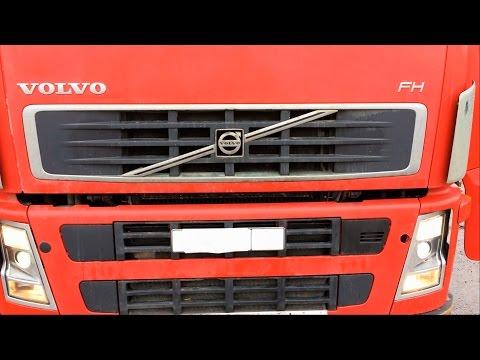 Фара Вольво ФШ ФМ (Volvo FH FM 12 13) проверка проводки,замена лампочек,противотуманные,автопоезд