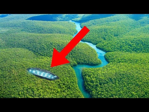 Most MYSTERIOUS Things Found In The Amazon!