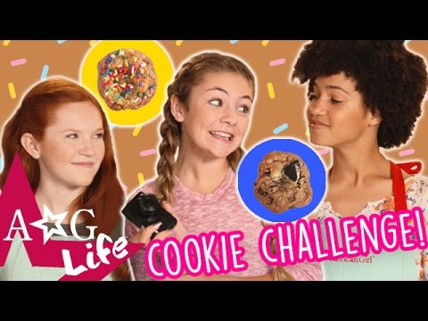 cookie-challenge-+-cookie-facts-stop-motion!-|-ag-life-|-episode-52