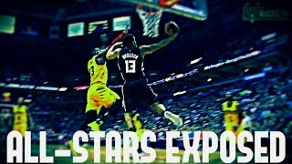 NBA Role Players EXPOSING All-STARS