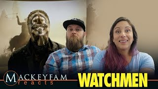 Watchmen | Official Tease | HBO- REACTION and REVIEW!!!