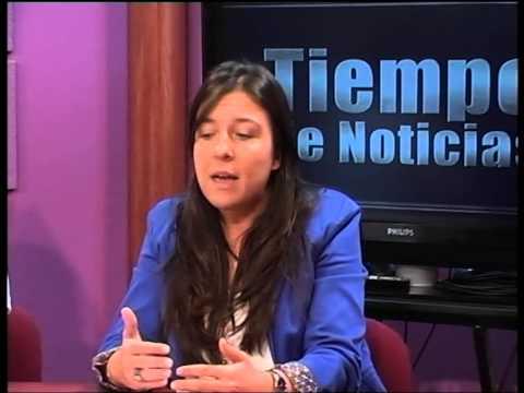 Entrevista en el cable canal 4 de Bigand - Natalia Valeri y Santiago Guardatti - 10 DE ABRIL 2014