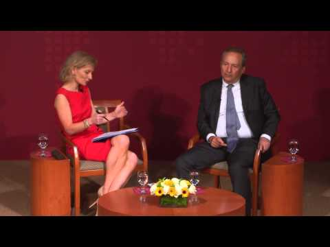 A Conversation with Lawrence Summers
