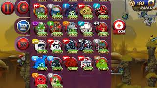 """,,Angry birds Star Wars"""" Rebels Boss fight"""