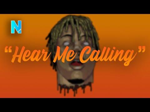 Juice WRLD - Hear Me Calling (TRAP REMIX w/ Nick Mira Type Beat)