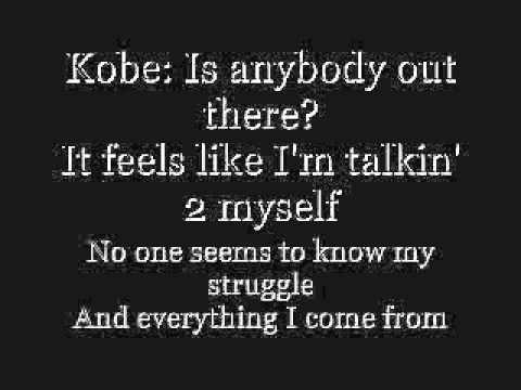 Eminem - Talkin' 2 Myself ft. Kobe