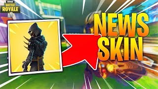THE SKIN SUPERPRODUCTION REVEALED on FORTNITE: BATTLE ROYALE