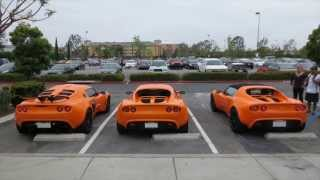 Southern California Lotus Meet - April 13, 2013