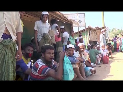 Fear of COVID-19 in Bangladesh's Rohingya refugee camps