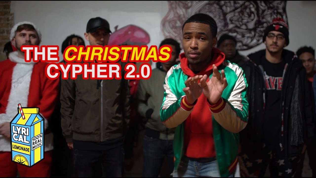 The Lyrical Lemonade Christmas Cypher 2.0 (Chicago, IL)