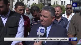 المهندسون الزراعيون يطالبون بحقوقهم في أمانة عمان
