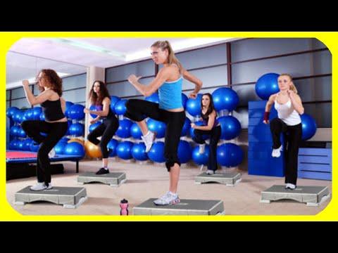 girls aerobics Sexy doing