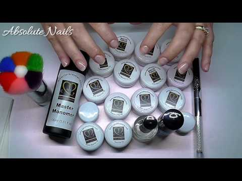 CJP ACRYLIC SYSTEM | ABSOLUTE NAILS