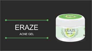 Acne Gel | Eraze | Teamex Cosmetics