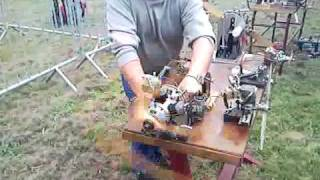 moteur en etoile modelisme