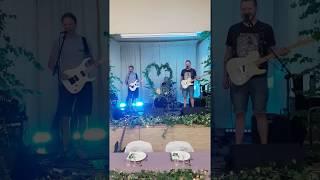 Soundcheck inför bröllop