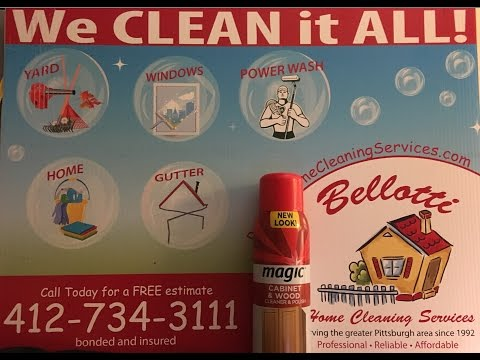 Magic Cabinet Cleaner And Polish