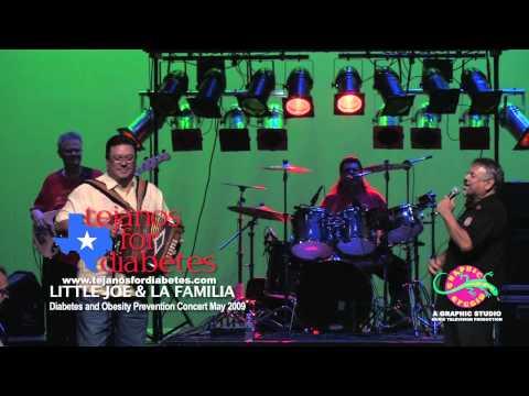 Little Joe & David Lee Garza Performing