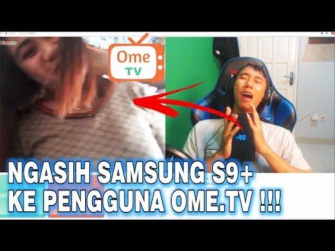 BAGI-BAGI SAMSUNG S9+ BUAT USER OME.TV!!!